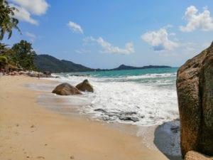 Plage de Lamai Beach