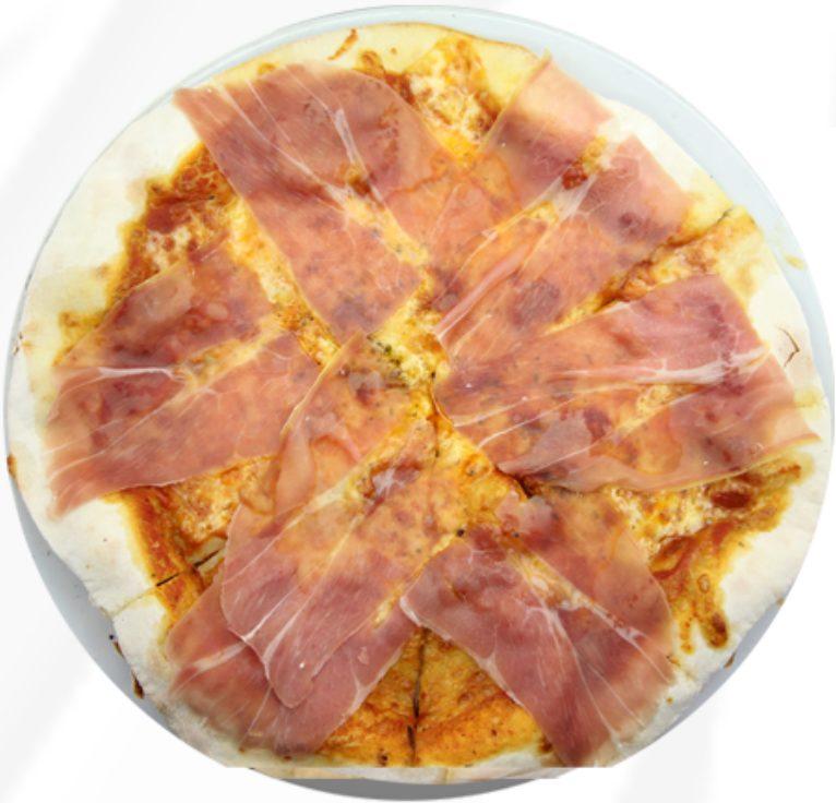 Gorgonzola Parma Ham Pizza