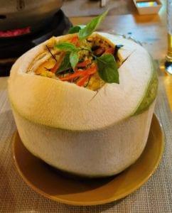 La Coconut Seafood du One O One a Lamai