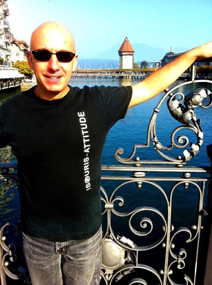 Bernie a Lucerne - Burn-out en Suisse.