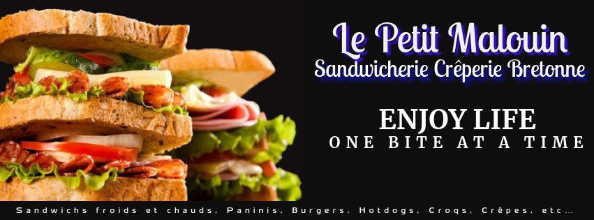 Le Petit Malouin est une sandwicherie / crêperie bretonne située à Lamai, Koh Samui.