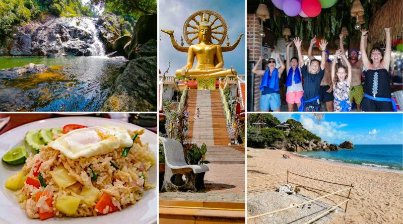 Top 7 authentique des activités a Koh Samui en 2021 par Bernie